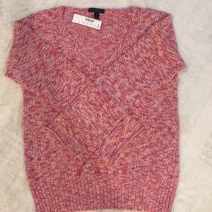 JCREW: Life of the party sweater! NWT
